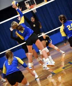 Dodd City Lady Hornets beat Whitewright in 4