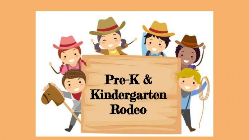 Pre-K & Kinder Rodeo