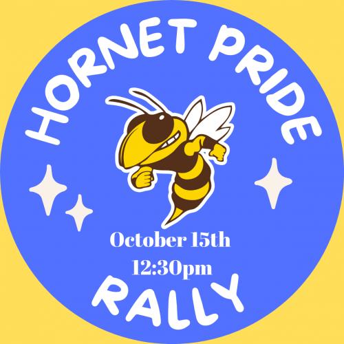 hornet pride rally