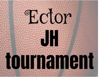 Ector JH Tournament