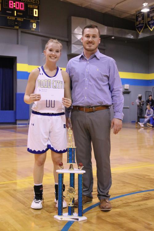 Sarah Brent - Scholarship winner