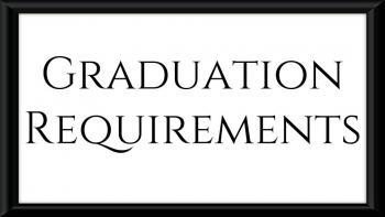 graduation req