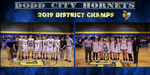2019 District Champs