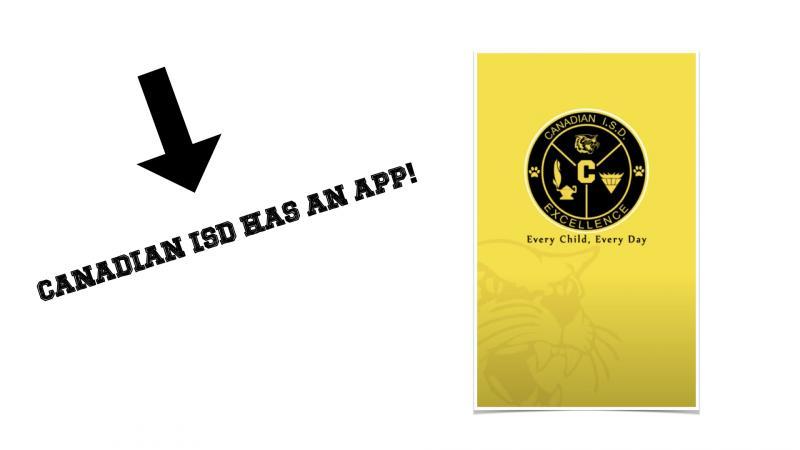 Canadian ISD has an App!