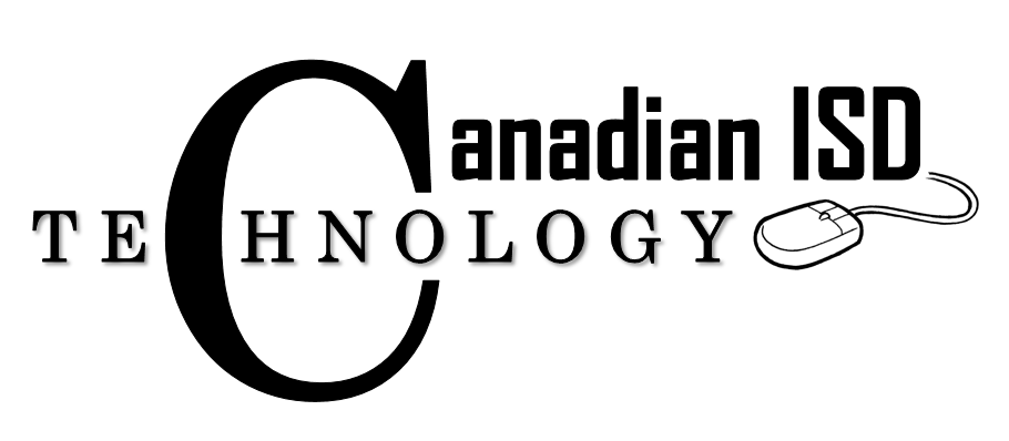 Canadian ISD Technology Department LOGO