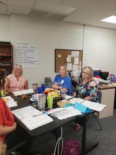 TES Teachers at work 1