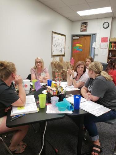 TES Teachers at work 3