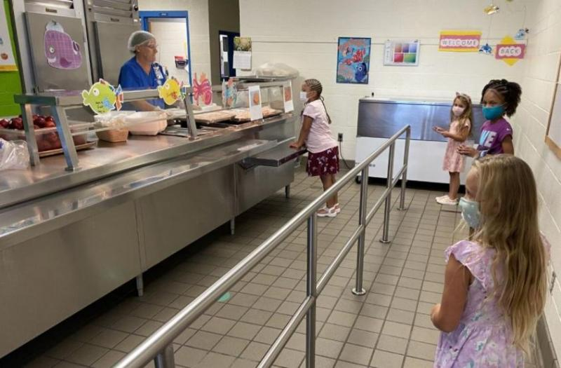 Cove students will receive free meals in 2021-2022 school year
