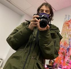 Crossroads student brings beauty to world through photography