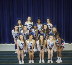 S. C. Lee cheerleaders capture national championship