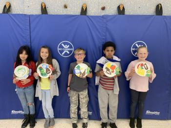 Halstead students learn healthy eating habits