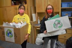 Martin Walker Elementary honored for recycling efforts