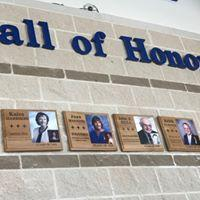 CCEF Hall of Honor