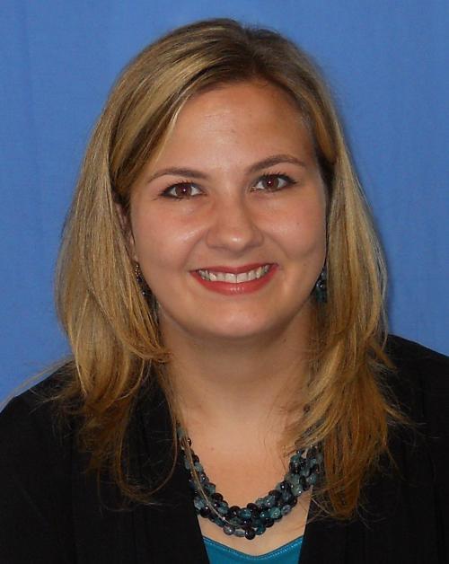 Amanda Crawley, Deputy Superintendent of Instructional Services