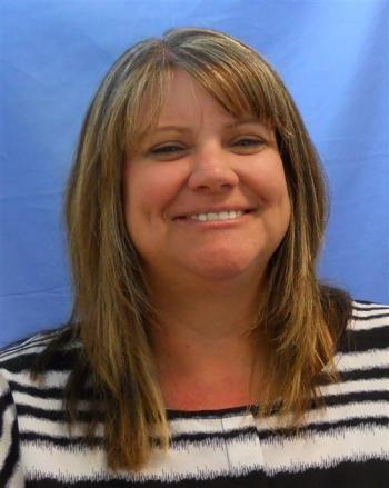 This is a photo of Principal Leah Miller