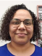 BrendaLiz Gomez - 9th grade counselor