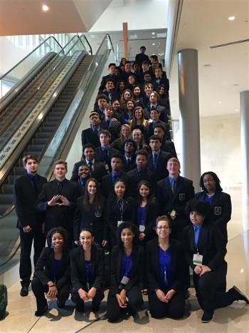 DECA State Competition