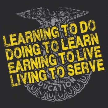 FFA Logo - Learning to do, doing to learn, earning to live, living to serve