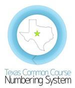 Texas Common Course Numbering System Logo