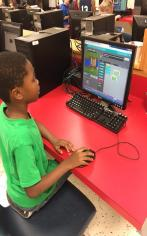 The after school coding club allows students to learn about a future career in coding.