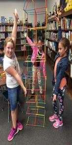 Students participate in the Young Engineers after school club.