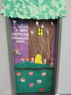 3D - Durand 1st Place Door Winner