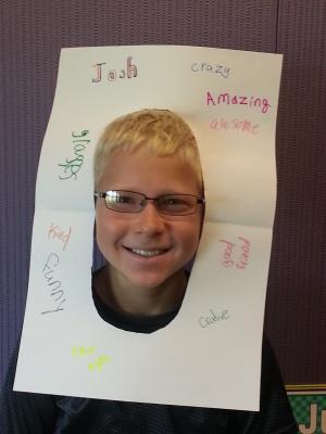 Josh's Adjectives