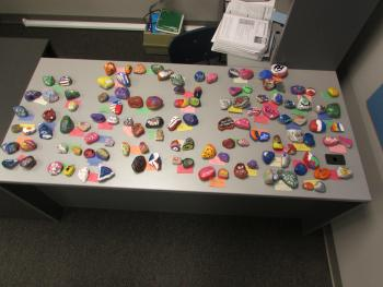 Gr5 Table of Rocks