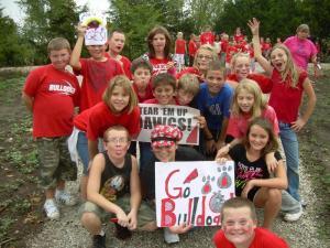 September 28, 2012 Homcoming Class Photo!