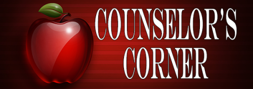 Counselor's Corner - Click to visit page