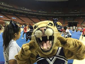 SC Lee Mascot - Claws