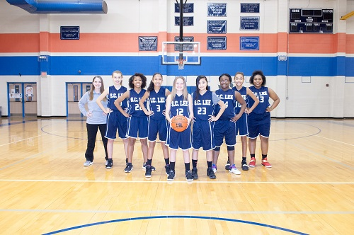 Lady Cougar 7th Grade B Team
