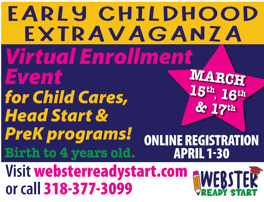 Early Childhood Extravaganza Enrollment Event Information