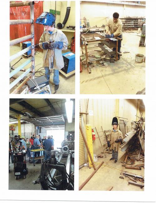 NWHS welding