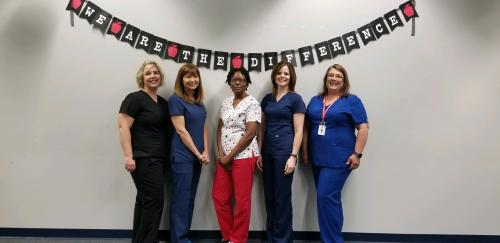 Webster Parish School Nurses