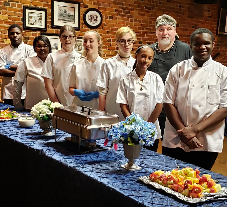 Culinary Arts Students 2019