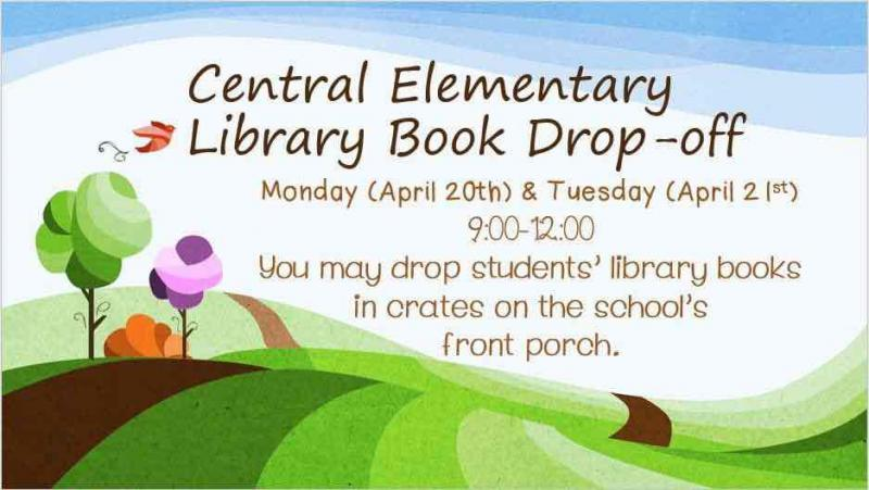 Library Book Drop-off