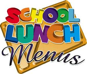 Click here for Lunch Menu