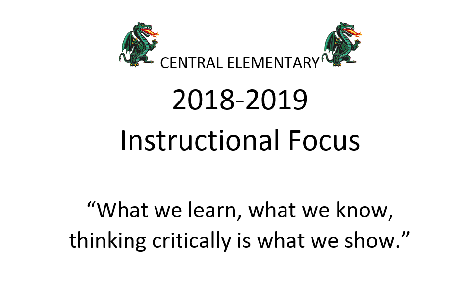 Instructional Focus