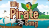 Image that corresponds to Silly Pirate Song, by Jack Hartmann