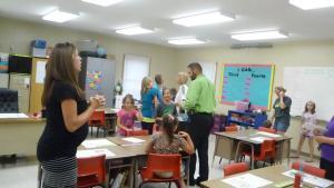 Mrs. Vanderford's Classroom
