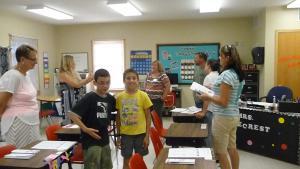Mrs. Secrest's Classroom