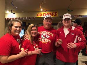 The Kansas City Chiefs Win the Super Bowl!
