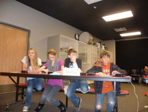 Sixth Grade Quiz Bowl