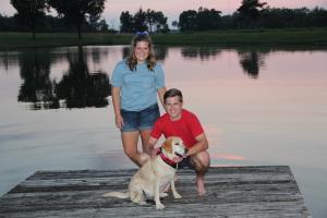Bailey, Brady and Rio
