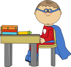 Learning is our SUPERPOWER!