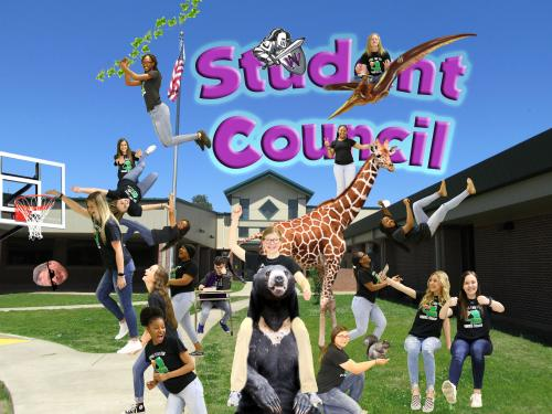 NWHS Student Council 2018-2019