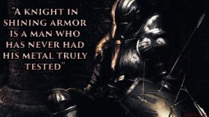 knight quote