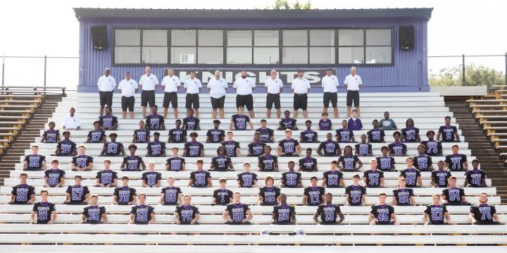 2017 NWHS Knights Football Team