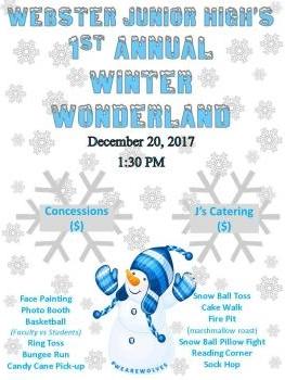 WJHS Winter Wonderland